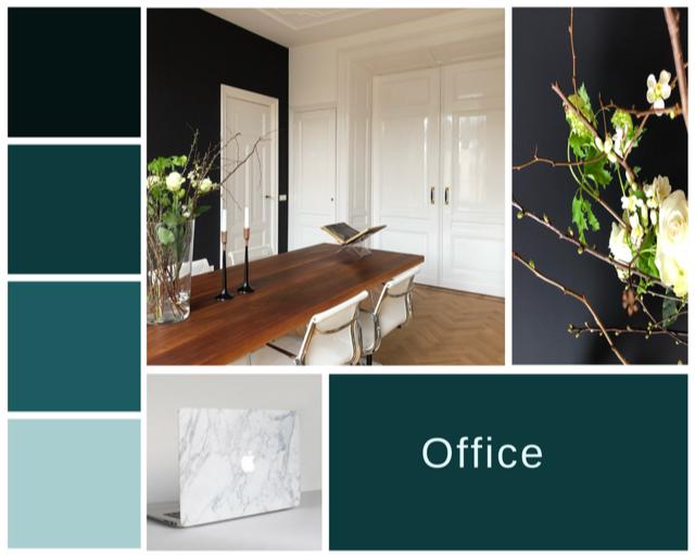 Advies en realisatie kantoor aan huis